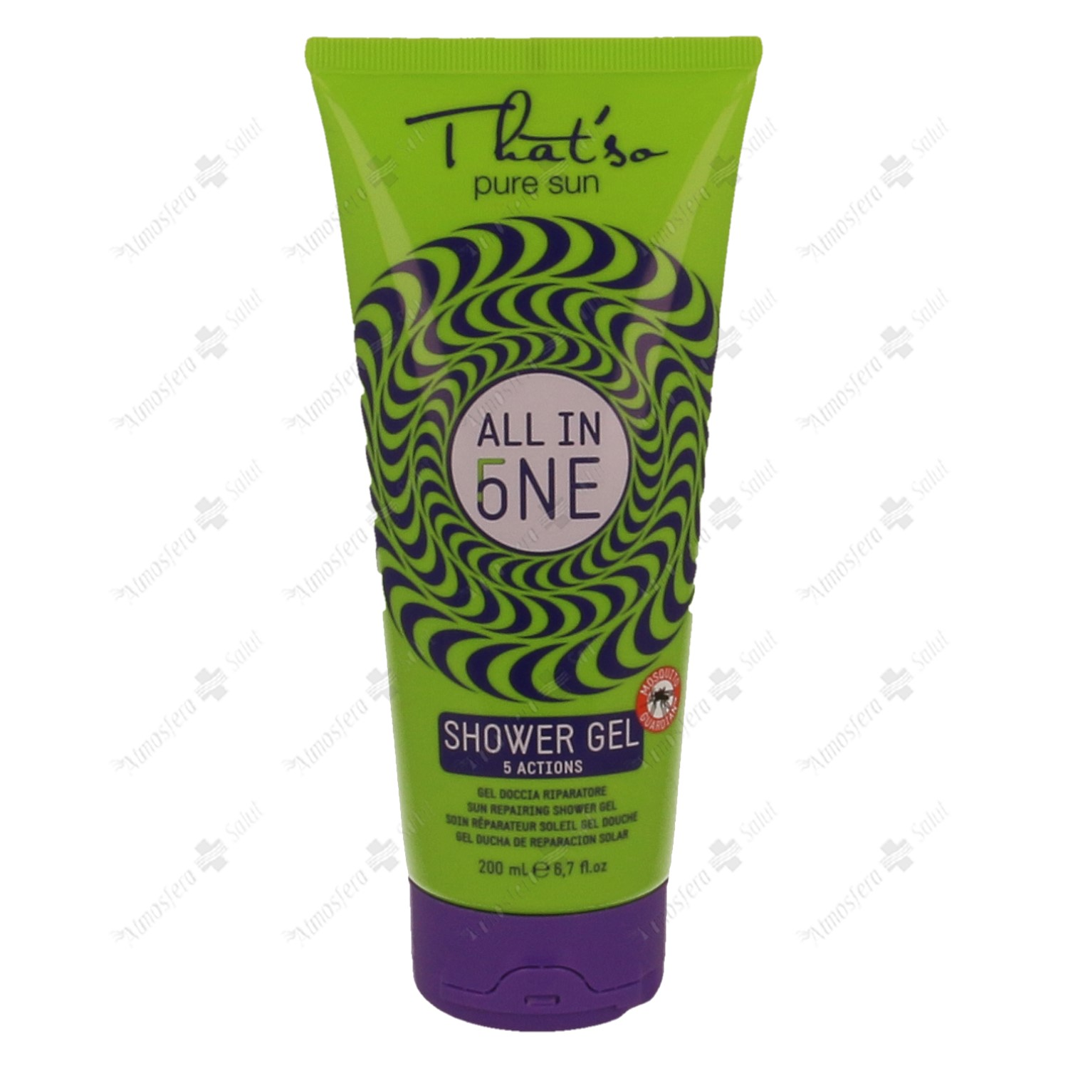 THAT´SO ALL IN ONE SHOWER GEL 200 ML