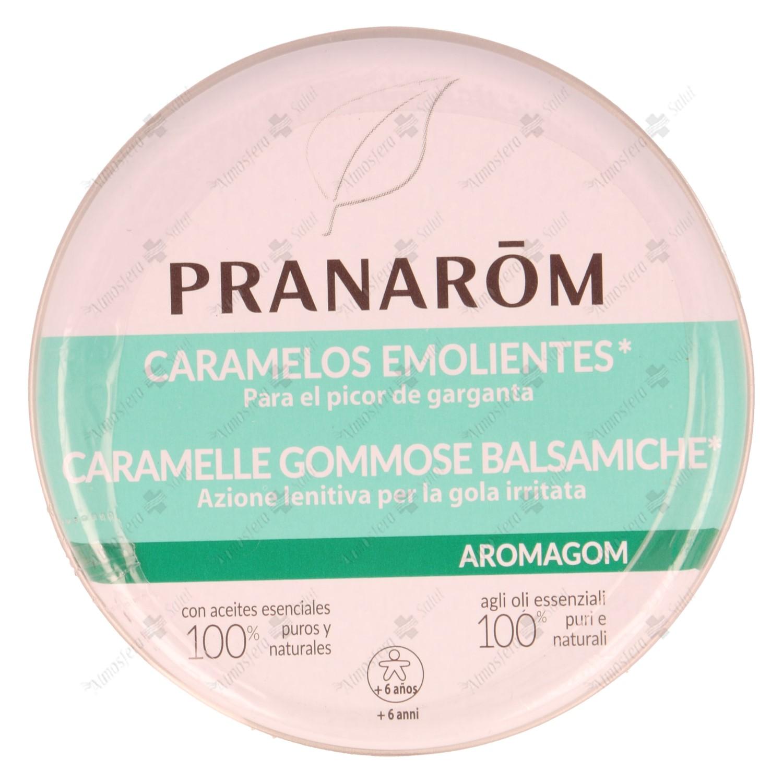 PRANAROM CARAMELOS EMOLIENTES 45 GR- 051866 -