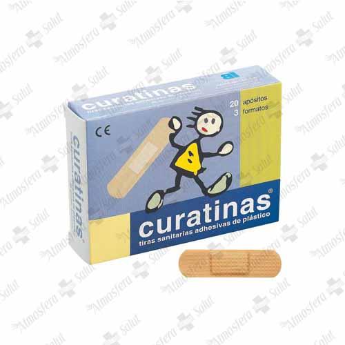 TIRITAS CURATINAS SOBRE