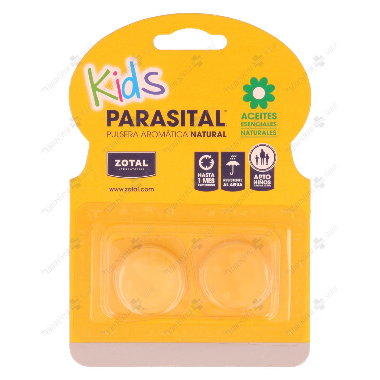 PASTILLAS RECAMBIO PARASITAL KIDS-ZOTAL 2 UI