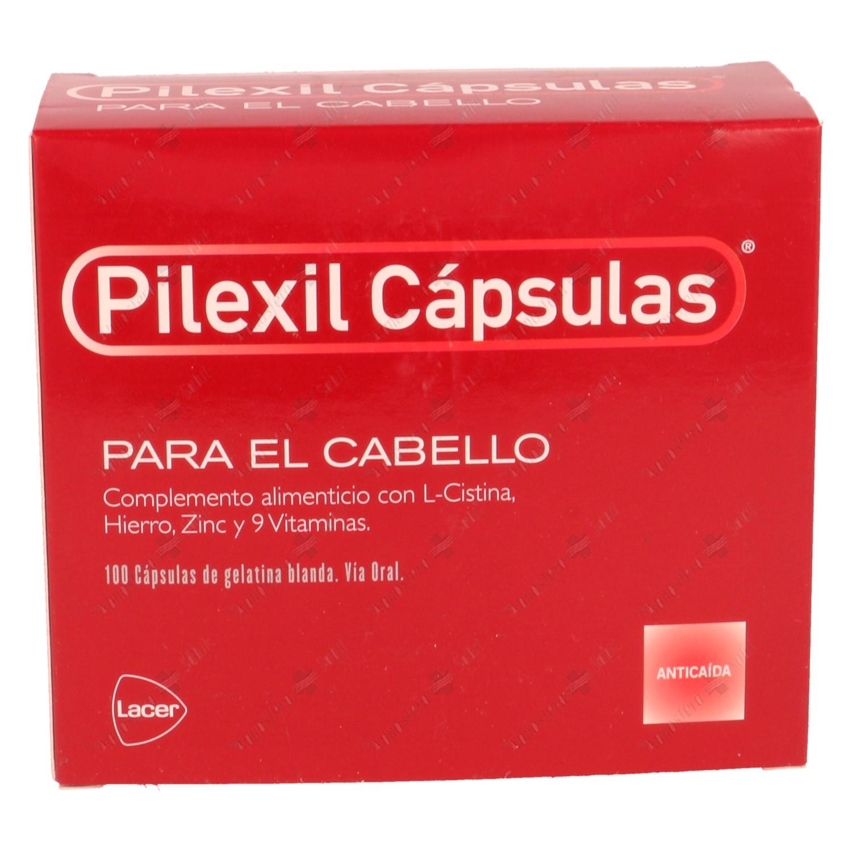 PILEXIL 100 CAPSULAS