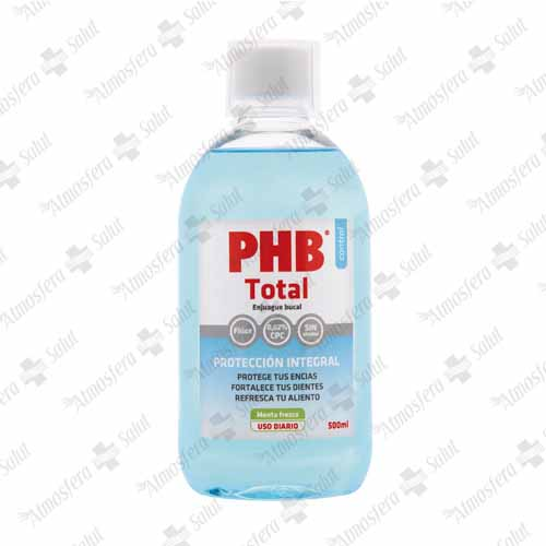 PHB TOTAL ENJUAGUE 300 + 200ML 500 ML- 152953 -  PHB