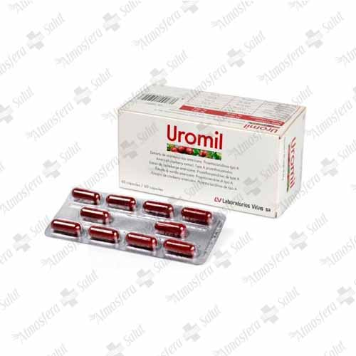 UROMIL 60 CAPS