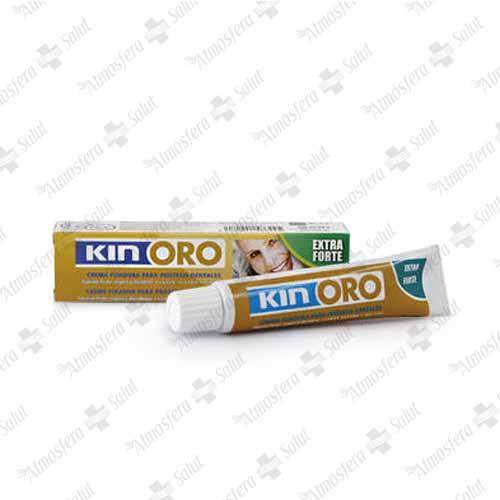 KIN ORO FIJADOR EXTRAFORTE 40 ML