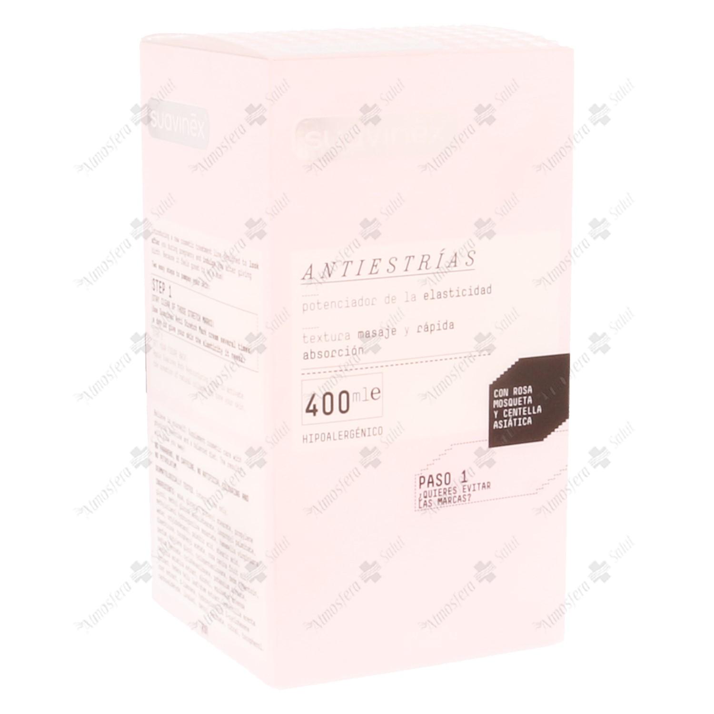 SUAVINEX CREMA ANTIESTRIAS 400 ML- 159888 -  SUAVINEX