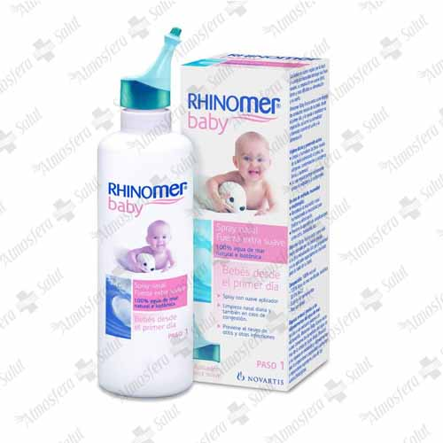 RHINOMER BABY F EXTRA SUAVE  115 ML- 163081 -  GSK HEALTHCARE