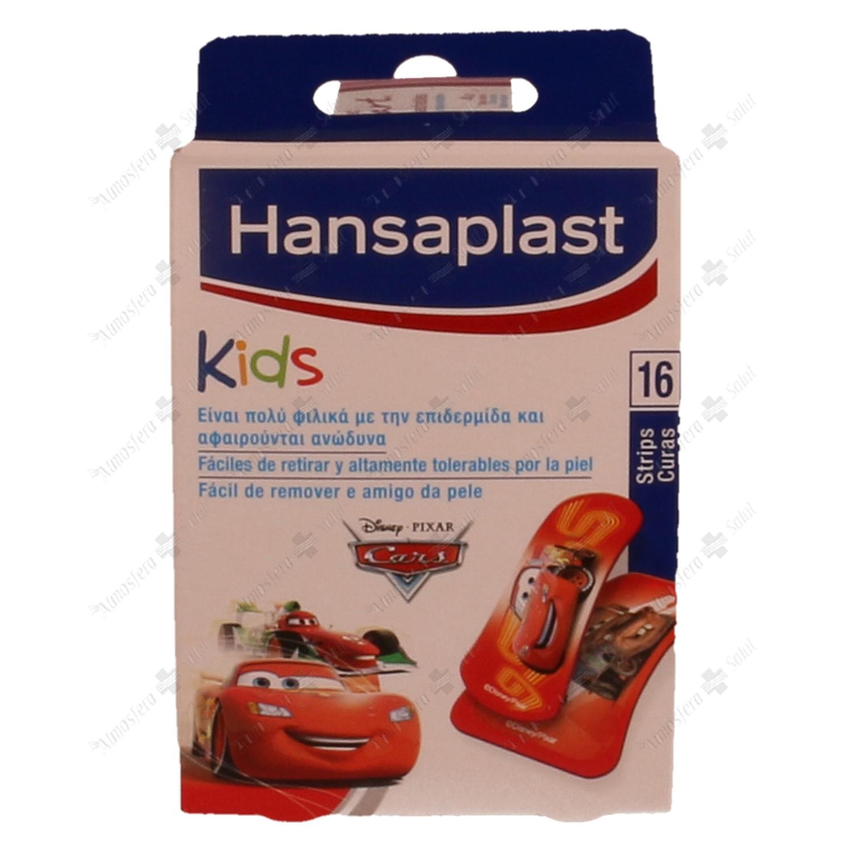 HANSAPLAST MED JUNIOR APOSITO CARS 16 U SURTIDO- 165788 -  BDF