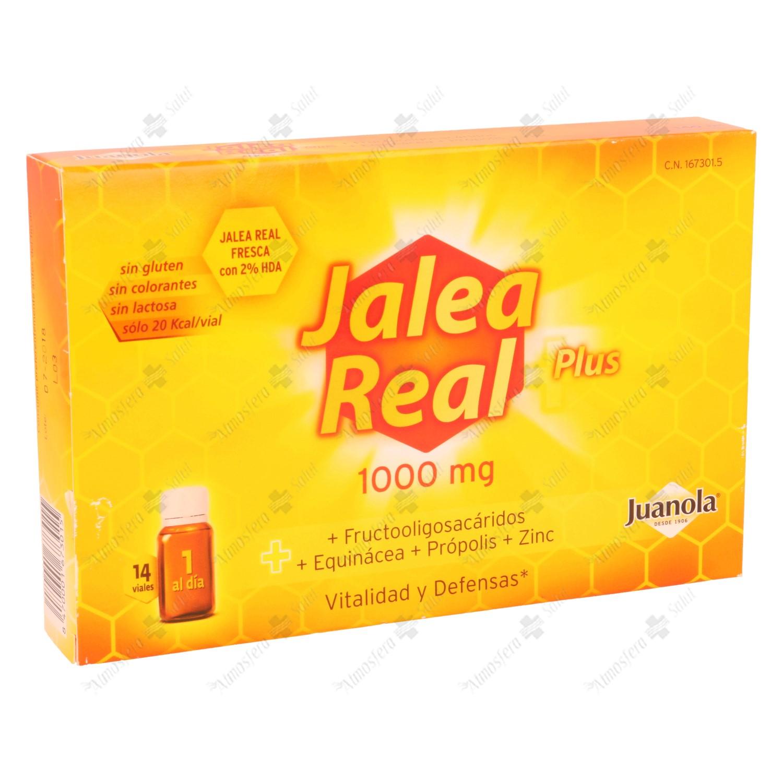 JALEA REAL PLUS JUANOLA 14 VIALES- 167301 -  FARMA-LEPORI