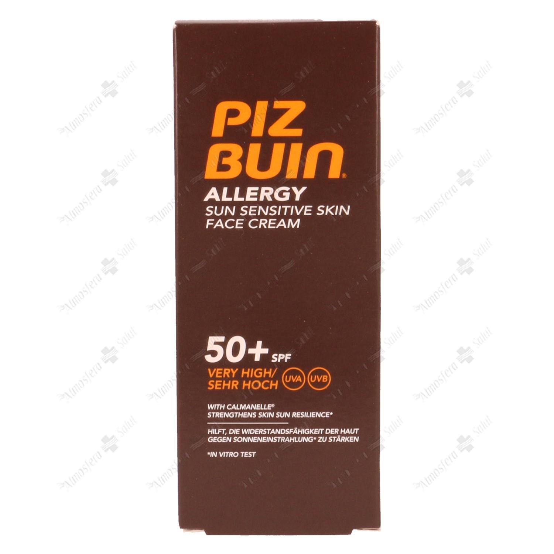 PIZ BUIN ALLERGY FPS50+ P. MUY ALTA 50 ML