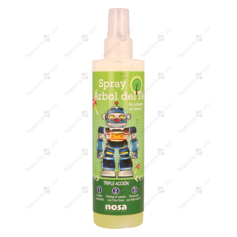 NOSA SPRAY ARBOL DEL TE VERDE 250 ML- 170602 -  VCS-FARMA