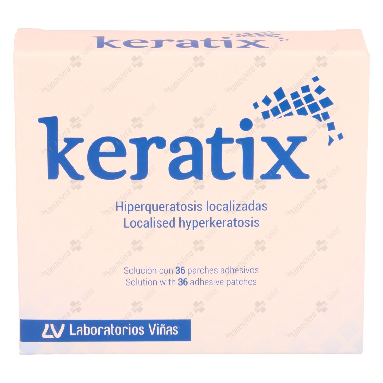 KERATIX SOLUC 3G + 36 PARCHES- 174041 -  VIÑAS
