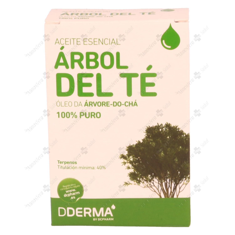 DDERMA ACEITE ARBOL DEL TE 15 ML- 174619 -  DC PHARM