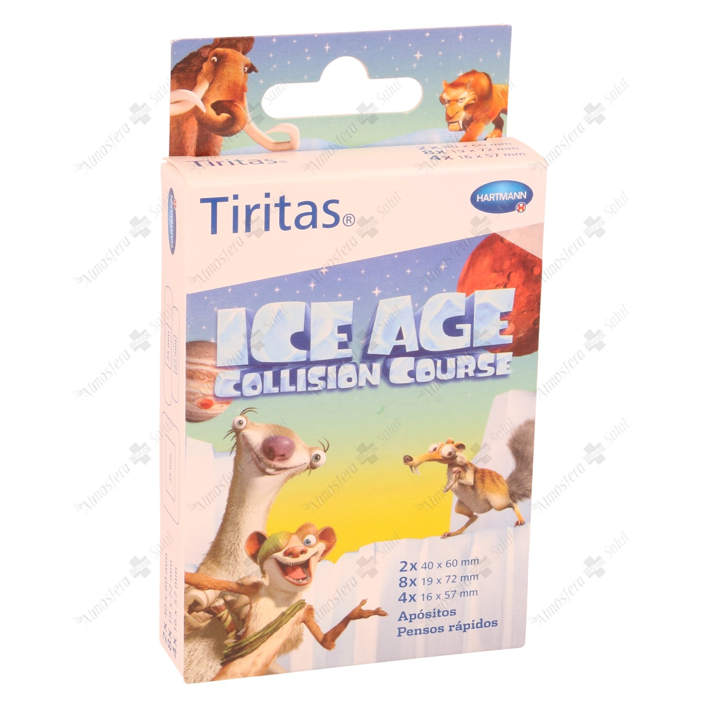 TIRITAS ICE AGE 3 TAMA\OS 14 U