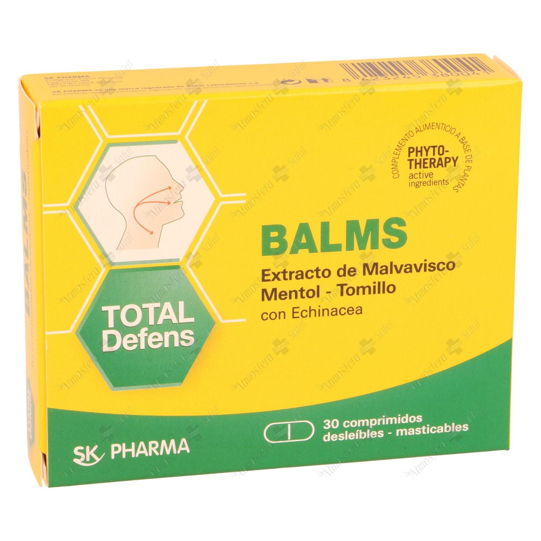 BALMS (TOTAL DEFENS) 30 COMP- 179315 -  SAKAI LAB