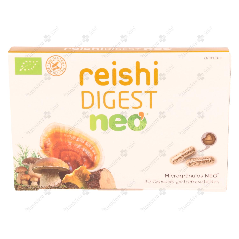 REISHI DIGEST NEO 30 CAPSULAS- 180636 -  NEOVITAL DISTRIBUCION, S.L.