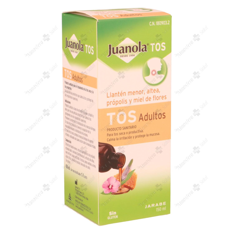JUANOLA TOS JARABE ADULTOS 150 ML- 180903 -  FARMA-LEPORI