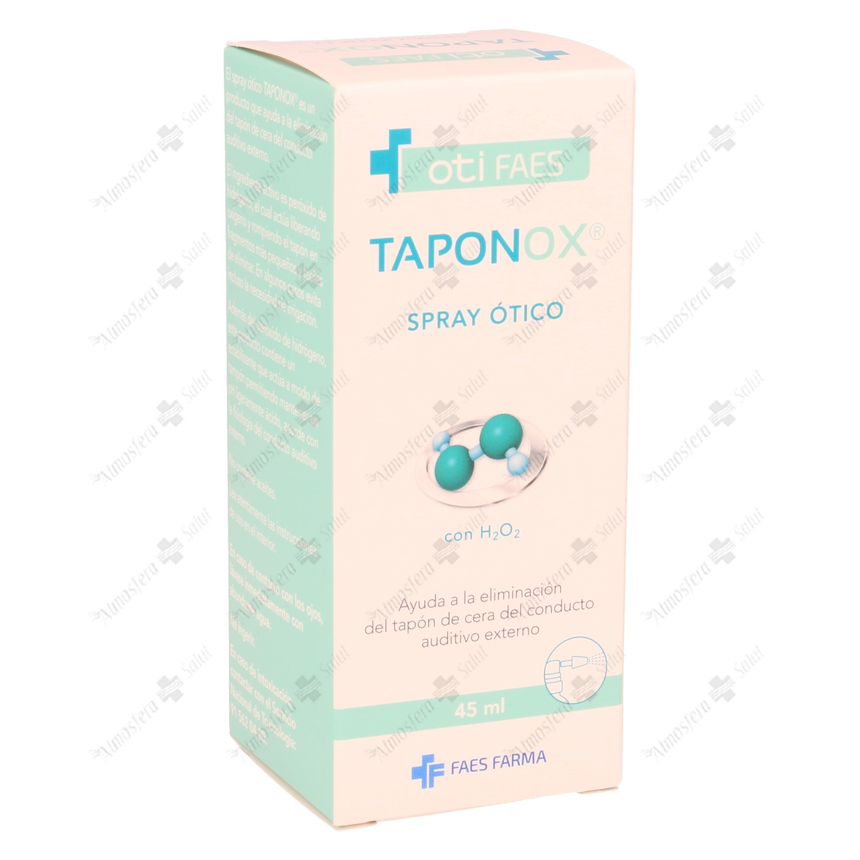 TAPONOX SPRAY OTICO 45 ML