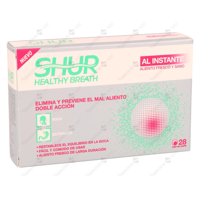 SHUR ALIENTO SANO 28 CAPS
