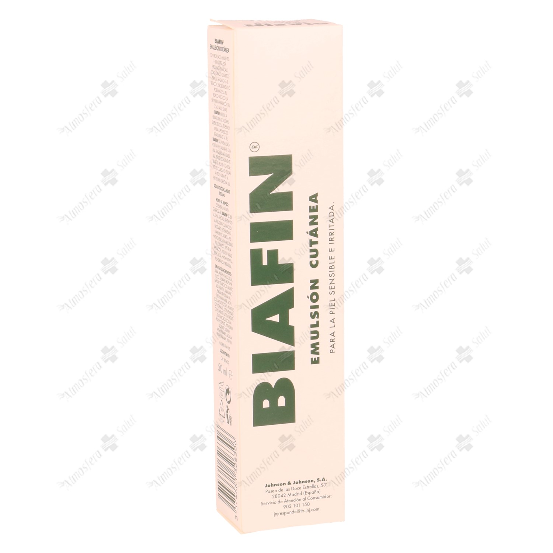 BIAFIN EMULSION CUTANEA 50 ML- 182363 -  J&J