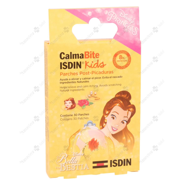 CALMABITE ISDIN KIDS PARCHES BELLA Y BESTIA 30 U