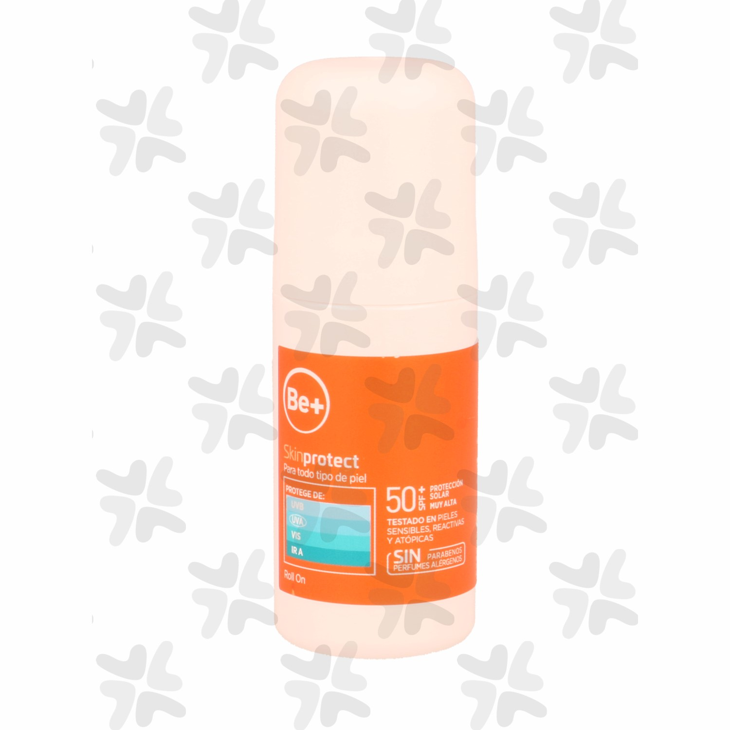 BE+ SKIN PROTECT ROLL ON SPF 50+