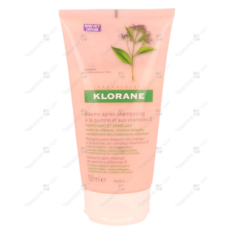KLORANE BALSAMO FORTIF Y DES A LA 150 ML