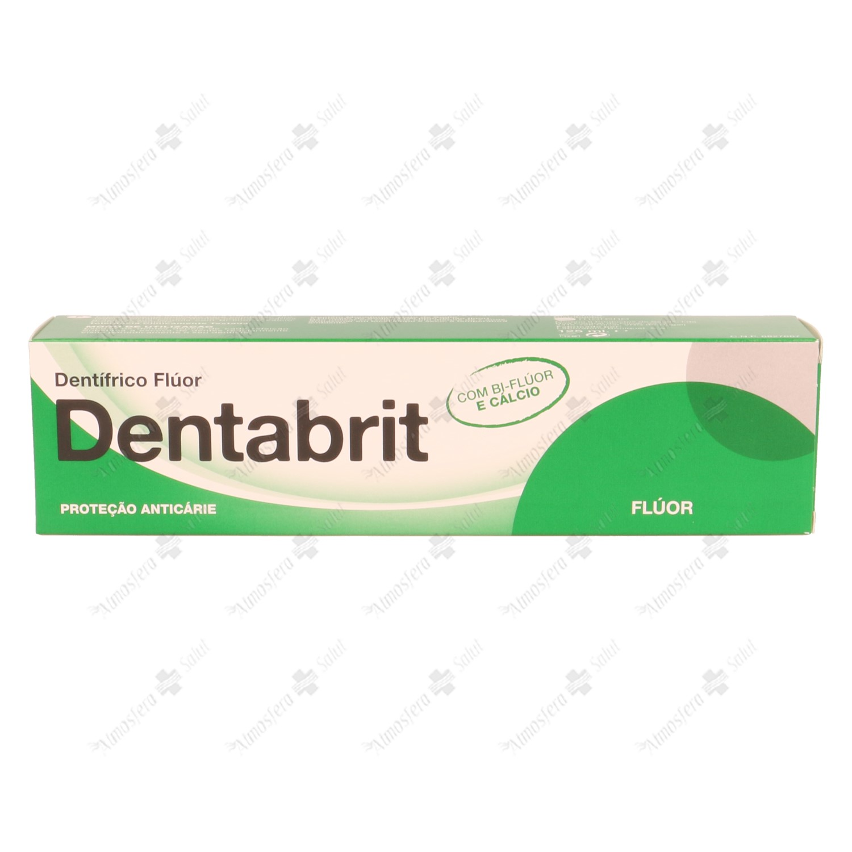 DENTABRIT FLUOR 125 ML- 233387 -  CEDERROTH
