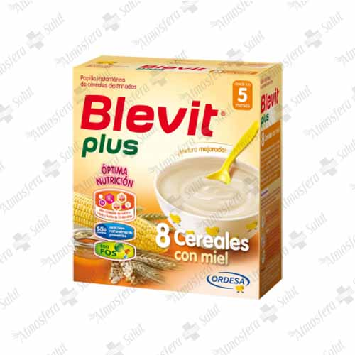 BLEVIT PLUS 8 CERE Y MIEL 2X300 600 G