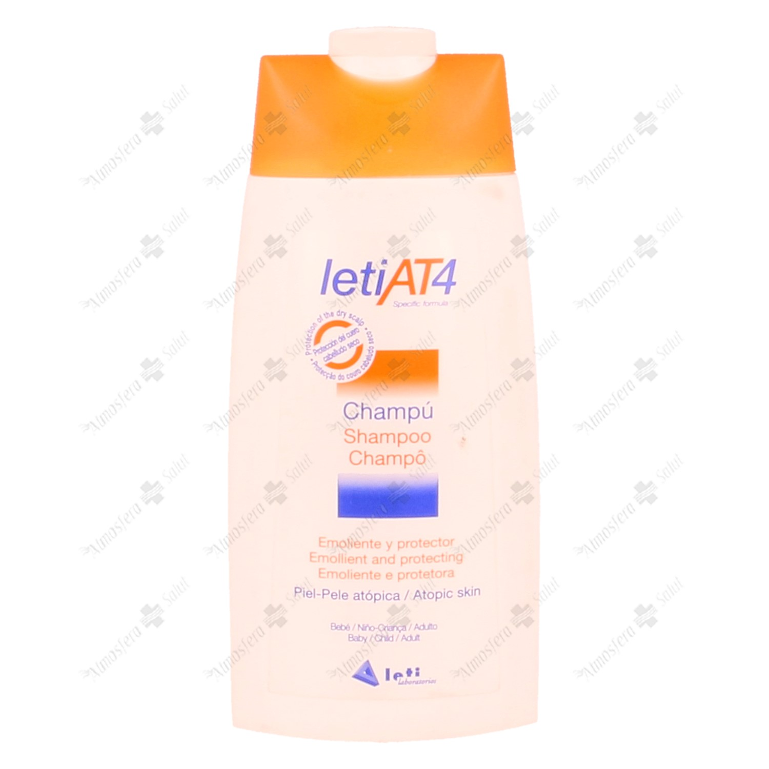 LETI AT 4 CHAMPU 250 ML
