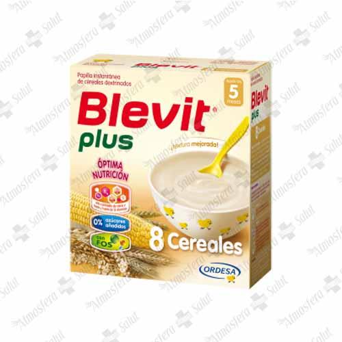 BLEVIT PLUS 8 CEREALES 2X300G 600 G