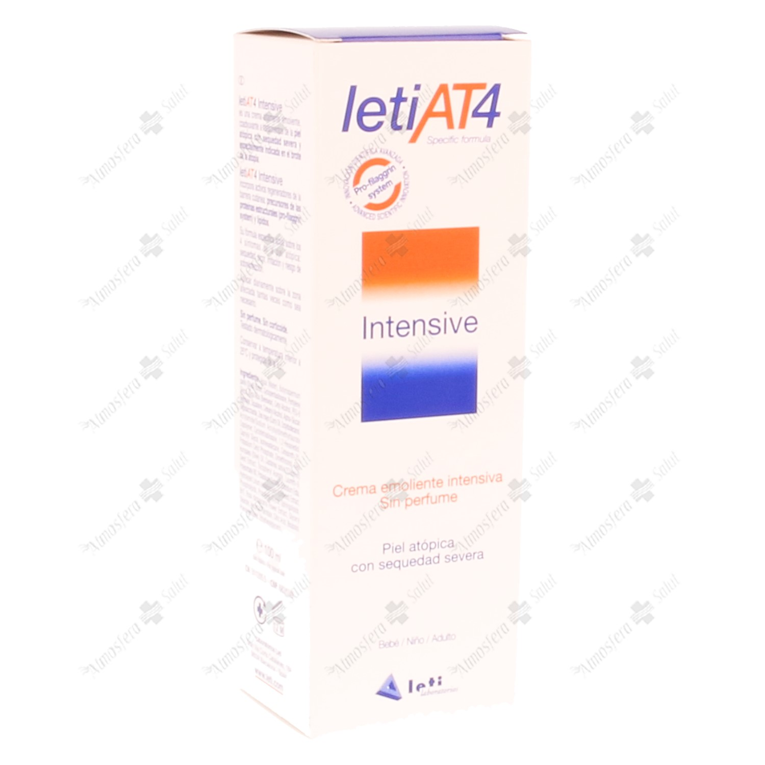 LETI AT-4 CREMA INTENSIVA 100 ML