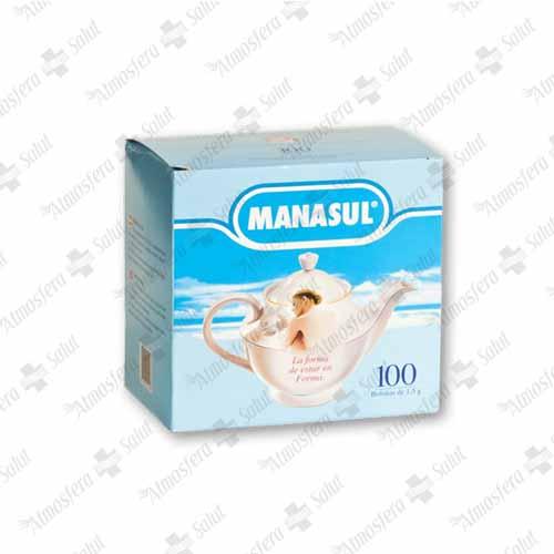 MANASUL LA LEONESA INF 100 BOLSAS