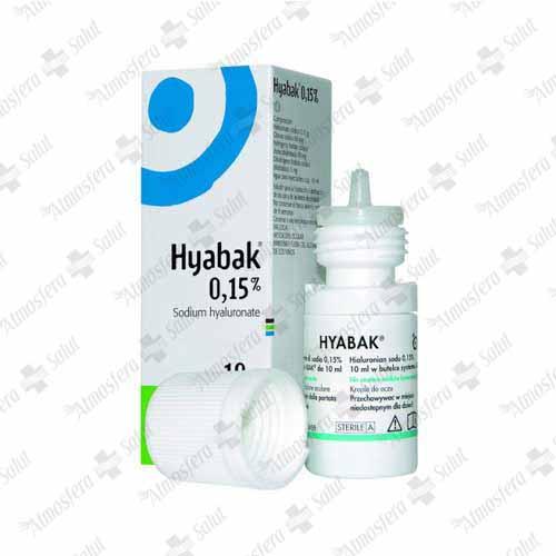 HYABAK GOTAS 10 ML- 399774 -  THEA